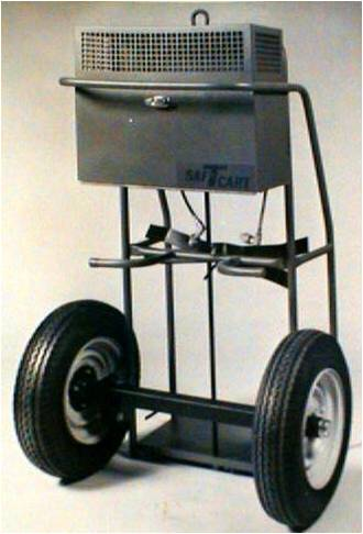 The First Saf T Cart