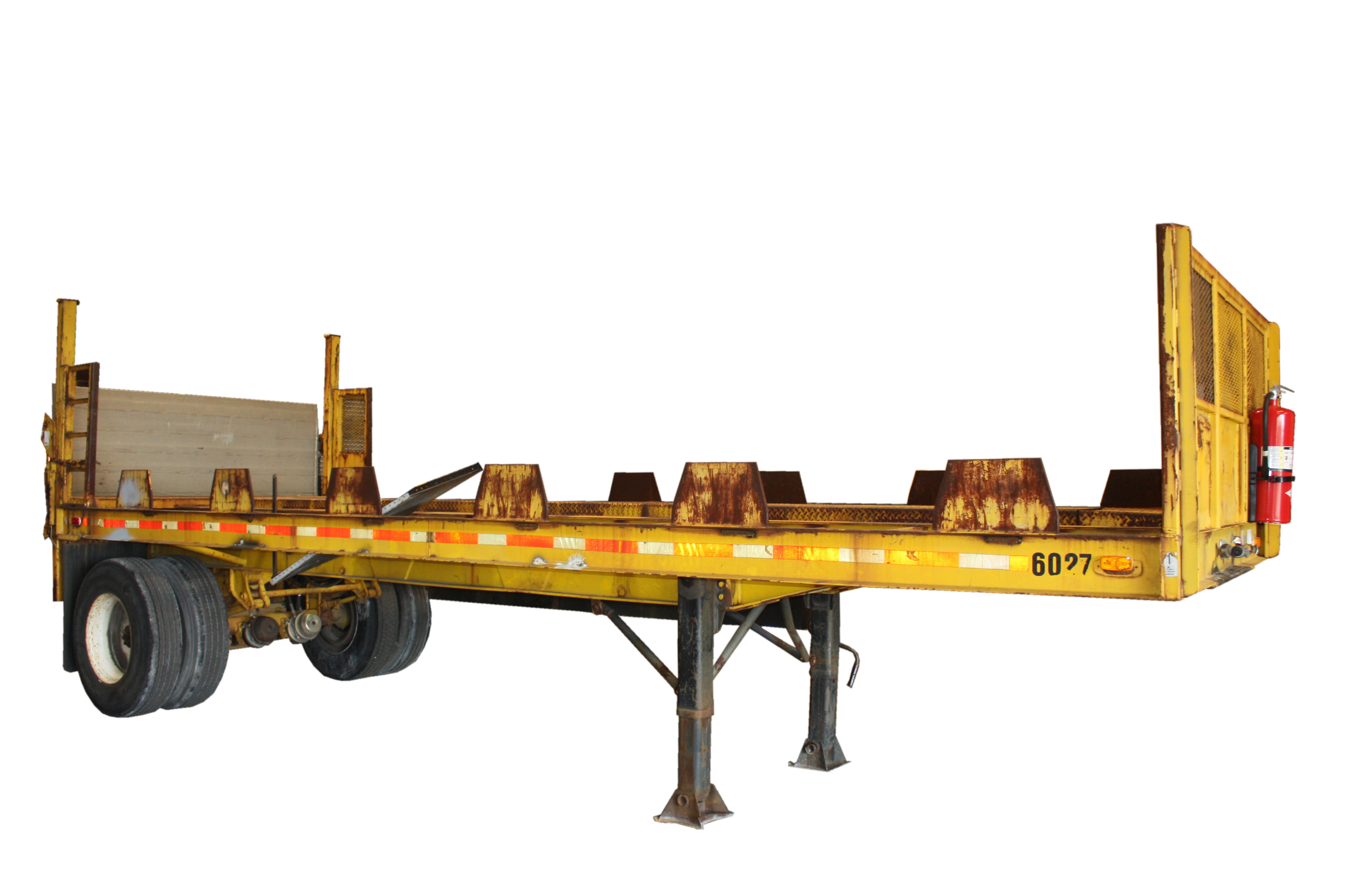 Refurb Truck Cutout